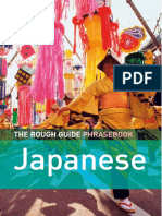 E__Learn JAPANESE_Supporting EBooks_Japanese, A Rough Guide Phrasebook