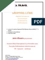 Shopping Libye