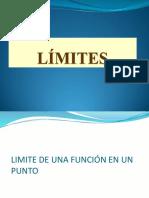 7. Límites
