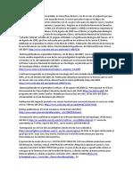 La Propuesta del Dr ACIDO CITRICO