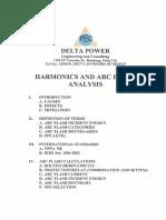 Harmonics and Arc Flash Analysis
