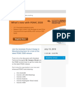 What's New PDMC - 2020