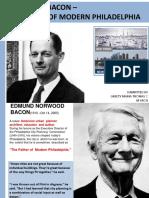 Ar.edmund Bacon