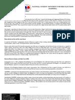 Namfrel E-Newsletter Vol 1 Issue 35 110810