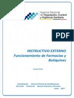 INSTRUCTIVO EXTERNO Funcionamiento de Farmacias y Botiquines.docx