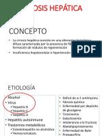Cirrosis Hepática-diapos Tipeadas