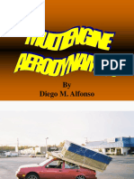 Multi-Engine Aircraft Aerodynamics
