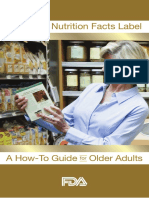 Using the Nutrition Facts Label Senior Guide.pdf