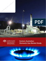 Eastern Australian Domestic Gas Market Study