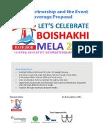 Boishakhi Mel 2016 Media Partner