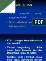 Kuliah Perdana Dr.fanny, Sp.kk