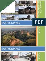 Earthquake and Faults