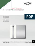 WOLF Chaudiere a Condensation MGK-2