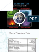 Chapter 2 Earth and Earth System 3