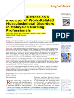 4. Emotional Distress as a Predictor of Work-Related Musculoskeletal Disorders in Malaysian Nursing Professionals.pdf