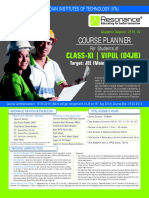 (1389) Course Planner Jb Batch