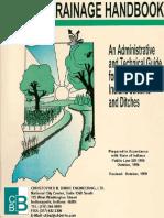 Indiana Drainage Handbook