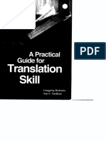 A Practical Guide for Translation Skill. Budianto, Langgeng; Fardhani,