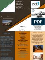 FDP Brochure Deeplearning