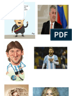Ejemplos de caricatura