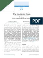 Emotions in Brain