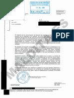 Resolución de la Oficina de Conflictos de Intereses sobre el fichaje de Catalá por parte de Kreab