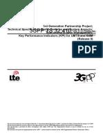 3G 3GPP KPI