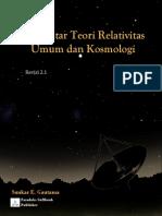 [Sunkar E. G.] - Pengantar Teori Relativitas Umum Dan Kosmologi (2.1.03.18)