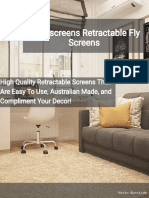 Intelliscreens Retractable Fly Screens Overview