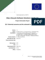 D2.1 SHIPLYS Selected Scenarios and ... NTUA10Mar2017