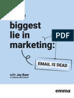 Emma the Biggest Lie in Marketing eBook