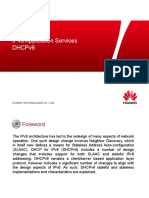HC110110018 IPv6 Application Services-DHCPv6