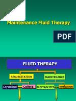 FluidTx Maintenance