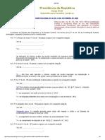 Emenda Constitucional n. 29, e 13 de Setembro de 2000
