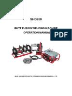 SHD250 Operation manual.pdf