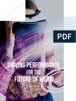 Driving Performance for the Future of Work