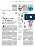 Ébola, El Virus Contraataca