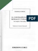 Owen Harold Il Contrappunto Modale e Tonale-compressed (Trascinato)
