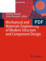 (Advanced Structured Materials 70) Andreas Öchsner, Holm Altenbach (Eds.) - Mechanical and Materials Engineering of Modern Structure and Component Design-Springer International Publishing (2015)