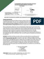 AP Comp Gov Syllabus 2018-2019 PDF