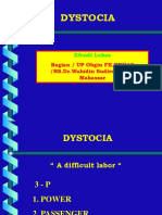 Dystocia