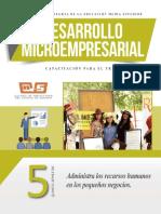 Des Arrollo Micro Empresa Rial 2