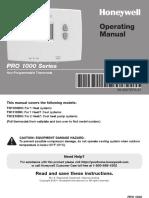Operación Termostato Digital