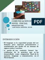 Lady - Portafolio Lenguaje y Comunicacion