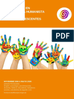 Dossier Especialista en Psicoterapia Humanista Existencial Niños y Adolescentes
