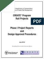 CREATE Final Phase I Manual July 2016