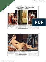 Neoclassicismo - Literatura