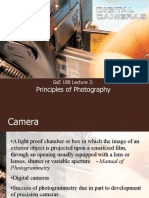 Lecture (Principles of Photography)