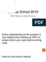 Michael Seibel - How to Plan an MVP