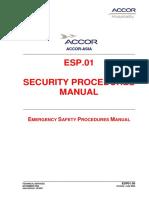 Security Procedures Against Terrorist Attack Asia